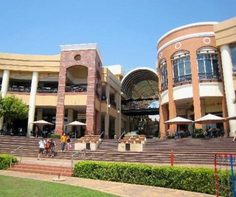 Centurion Mall Outside View