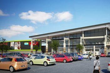 Owerri Mall Entrance Matting