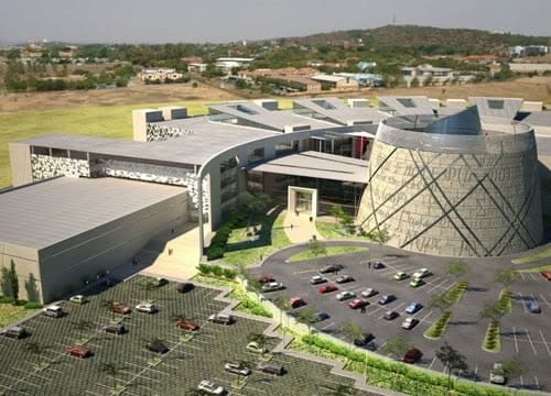 Statistics South Africa New Head Office