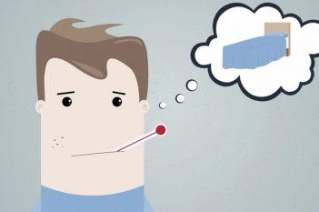 Anti-Fatigue Explainer Video Dave