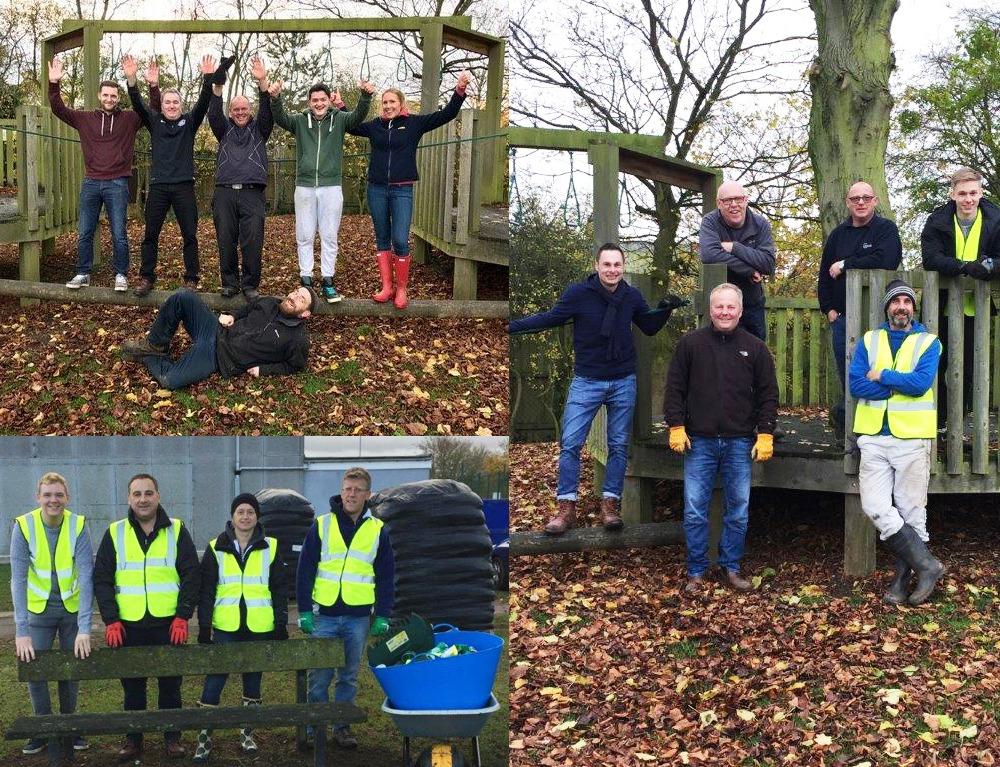 Fleckney Spinney - Volunteering Teams