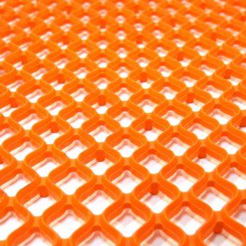Diamond Grid Anti Bacterial