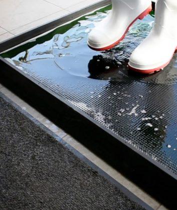 COBA Care Disinfectant Boot Bath