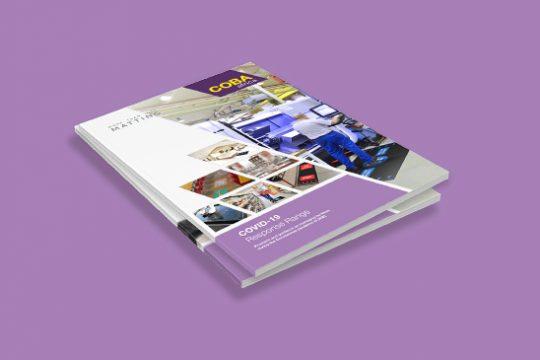 COVID-19 Response Range Brochure