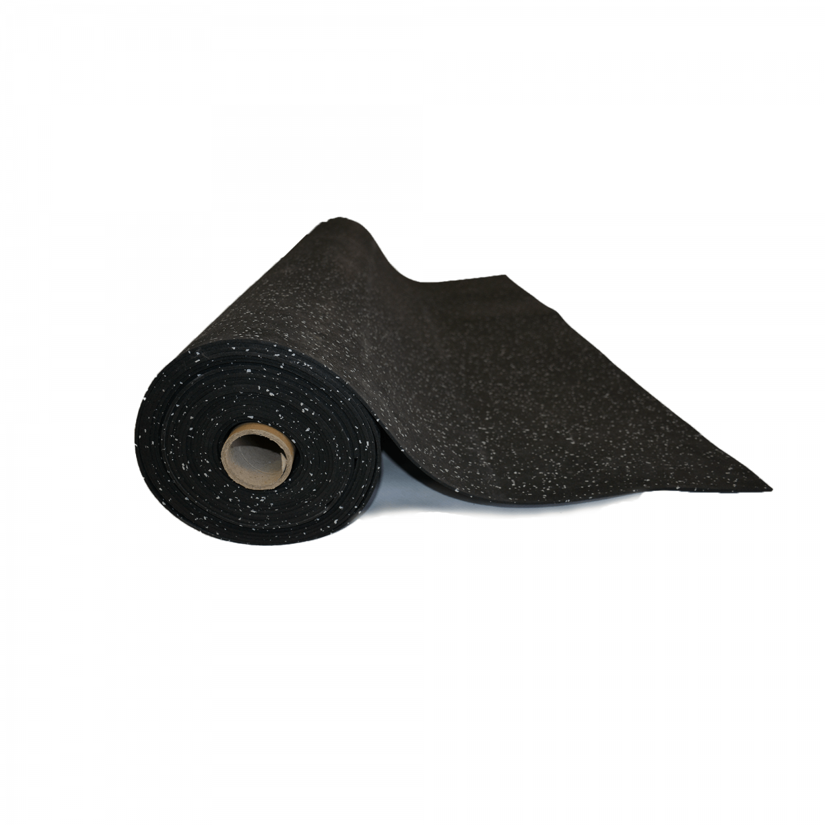 Speckled Rubber Matting Grey roll
