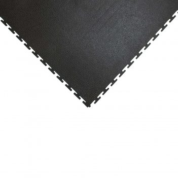 Leather-corner